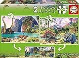 Educa Borrás - 15620 - Puzzle - Dino World - Taille 2 x 100 cm