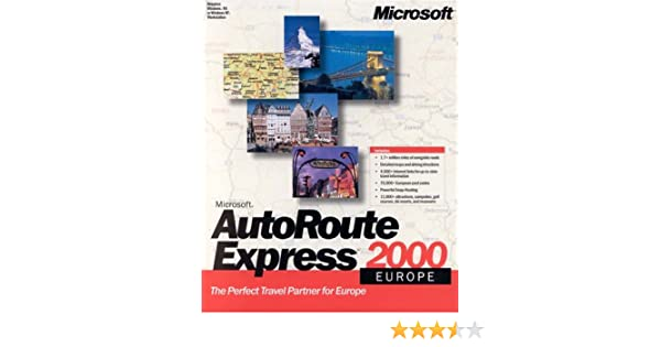 Cost Effective Purchase of Microsoft AutoRoute 2010 Europe?