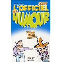 L'Officiel de l'humour 2004