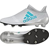adidas Herren X 17+ Purespeed Fg Fitnessschuhe, Weiß (Ftwbla/Azuene / Gritra), 43 1/3 EU