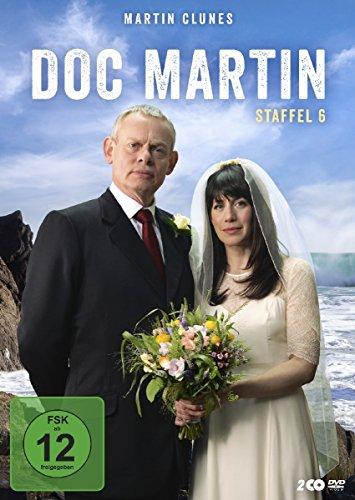 Doc Martin - Staffel 6 [2 DVDs]