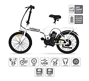 nilox x1 e bike elektrofahrrad herren damen pedelec e. Black Bedroom Furniture Sets. Home Design Ideas