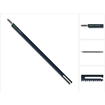Schwarz//Gr/ün 575417 Festool S/ägeblatt DSB//W 350mm zu ICS240 Herstellernr
