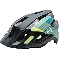 Fox Flux Drafter Casco, Black, tamaño S/M