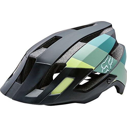 Fox Flux Drafter Helmet, Black, Größe S/M