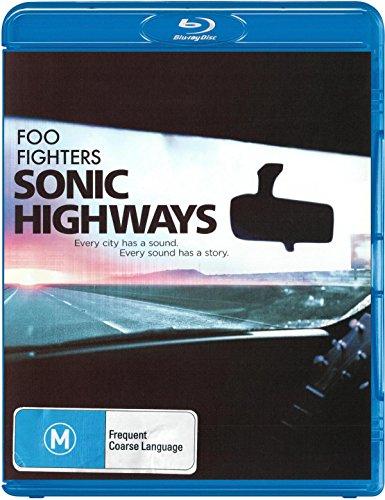 Zoom IMG-1 sonic highways 3 blu ray
