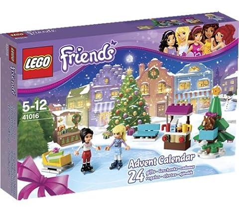 Lego Calendrier - LEGO Friends - Calendrier de l'Avent