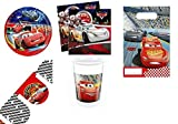 Cars Disney Pixar Partypaket 43 Teile Kindergeburtstag