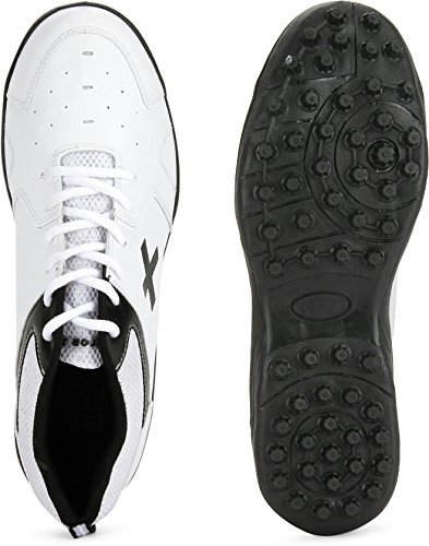 Vector X Blast Cricket Shoes, Men's Size 9 (White)