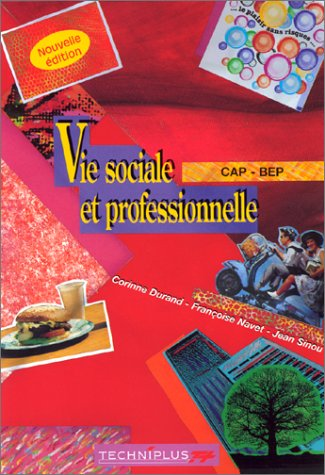 Vie sociale et professionnelle CAP et BEP