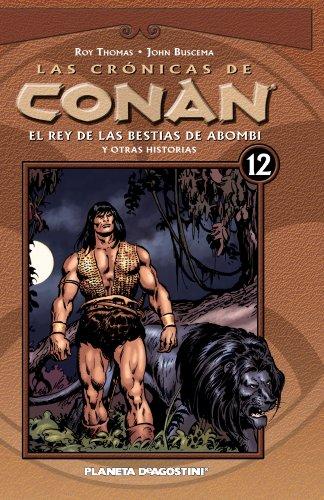 Las crónicas de Conan nº 12/34