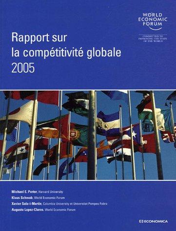 Rapport sur la compétitivité globale 2005