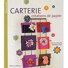 Carterie : Créations de papier