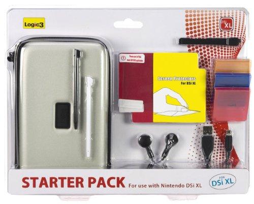 DSI XL Starter Pack Logic3 Case Logic Kit