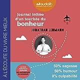Journal intime d'un touriste du bonheur - 17,00 €