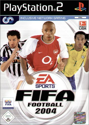 Electronic Arts GmbH FIFA Football 2004