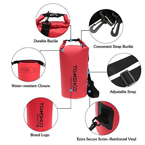 Outdoor Water Dry Bag im Praxis Test: Fakten und Besonderheiten - 5
