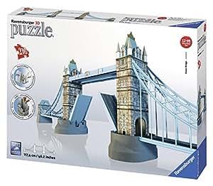 Ravensburger 12559 Tower Bridge Puzzle 3D Building