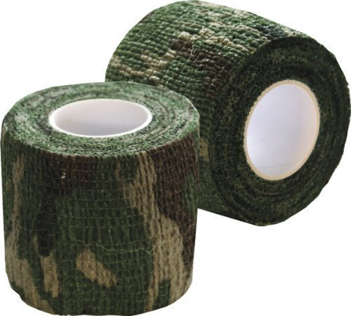 Woodland Camo (Stealth Camo Tape - Woodland Camo - Rifle Wrap)