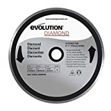 Evolution Power Tools 8-1/4BLADEDM FURY3 8-1/4-Inch Diamond Masonry Tile Cutting Blade with 1-Inch Arbor