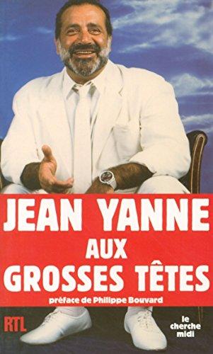 Jean Yanne aux grosses têtes