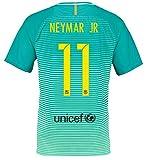 Trikot Nike FC Barcelona 2016-2017 Third (Neymar 11, 164)