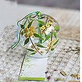 Wind Chimes Wind Bells Handmade Glass Bi...