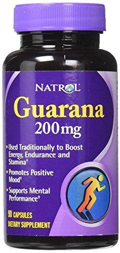 Enhancer 90 Kapseln (Natrol Guarana Mood Enhancer)
