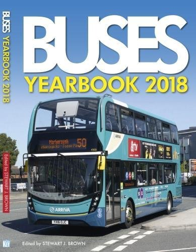 Buses Yearbook 2018 por Stewart Brown