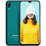 Mobile Phone, Blackview A60 (2019) UK SIM-Free Smartphones Unlocked with 6.1'' Waterdrop screen