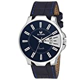 #8: Armado Analogue Blue Dial Men's Watch (Ar-041-Blu)