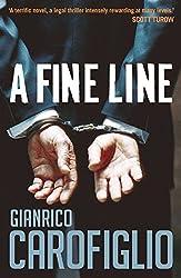 A Fine Line (Guido Guerrieri) by Gianrico Carofiglio (2016-05-10)