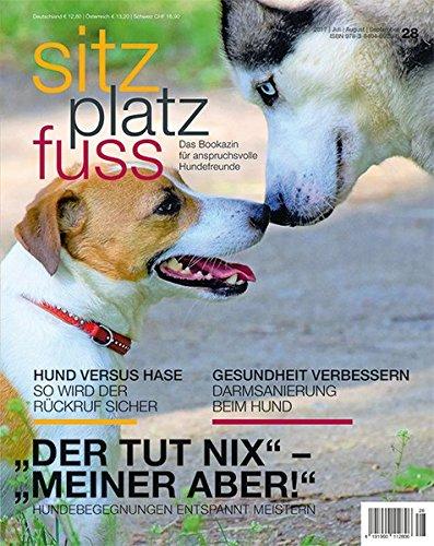 SitzPlatzFuss, Ausgabe 28 (Sitz Platz Fuß)