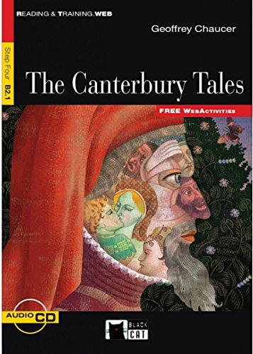 THE CANTERBURY TALES+CD (N/E 2014): 000001 (Black Cat. reading And Training) - 9788468215938 por de Agostini Scuola Spa