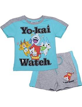 Conjunto Camiseta y Shorts YO-KAI WATCH