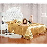 Suchergebnis Auf Amazonde Für Satin Bettwäsche Gold Bettwäsche
