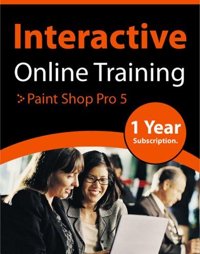 Paint Shop Pro 5 Online Graphics Training Test