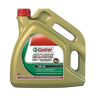 Castrol EDGE Motorenöl 5W-30 4L (englischsprachige Etiketten) - Produktion vom Hersteller eingestellt
