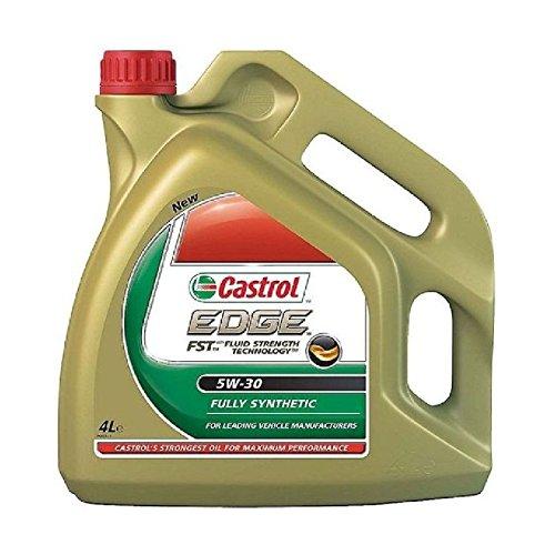 Castrol Edge 5W-30 - Olio motore 4 l