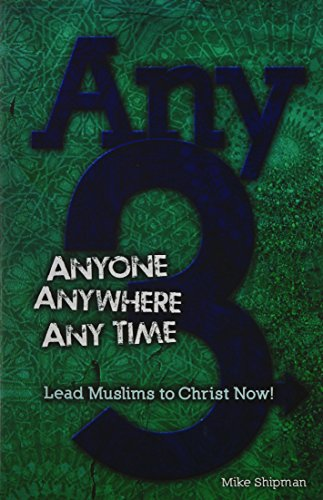 Any-3: Anyone, Anywhere, Any Time por Mike Shipman