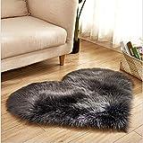 DTJY Household Carpet Mat Cuscino per Divano Peluche Soggiorno Tavolino bay Window Mat 40 * 50 Cm (15,74 * 19,68 Pollici)
