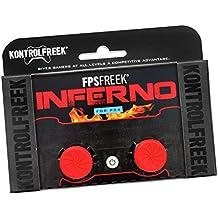 KontrolFreek FPS Freek Inferno Thumb Grips for PS4