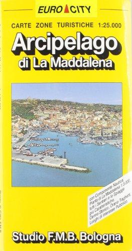 La Maddalena 1:25.000 (Euro Cart)