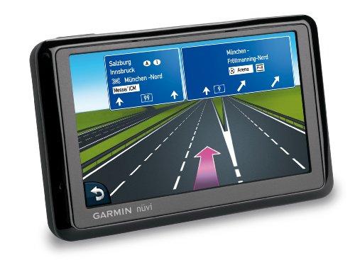 Garmin nüvi 1390T Navigationssystem (Europa, TMC, 10,9 cm (4,3 Zoll) Display, Fußgängernavigation, Bluetooth) -