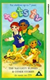 Picture Of Tots TV: The Naughty Puppies And Other Stories [VHS]