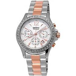 Reloj Orient para Mujer FTW00003W0