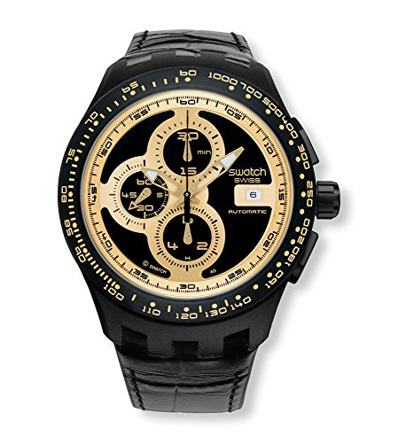 Swatch Chrono Automatic Right Track Sunshine SVGB401 (Swatch Uhren Automatic Herren)