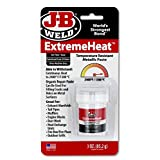 JB Weld 37901 ExtremeHeat Hoge Temperatuurbestendig Metallic Paste-3 oz