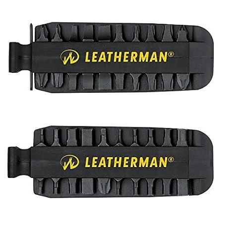 Leatherman Bit Kit 934870 - Kit 21 embouts réversibles en acier