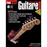 Fasttrack Guitar Method - Book 1 - French Edition